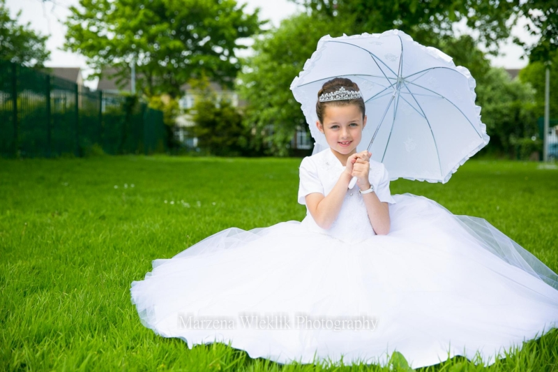 First Holy Communion Aiofe
