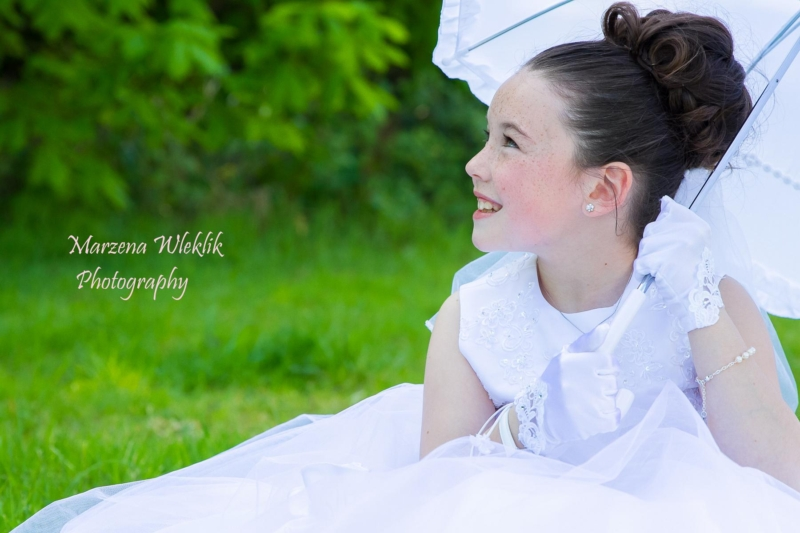First Holy Communion Caitlin