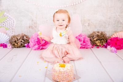 Happy Photography- Happy first Birthday Lily