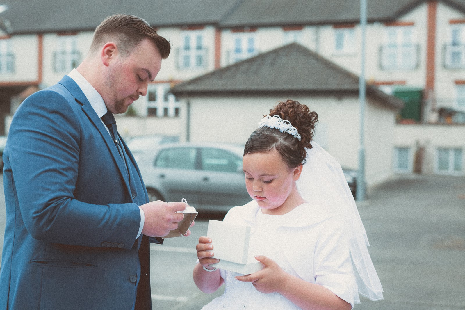 Happy Photography-First Holy Communion Chloe