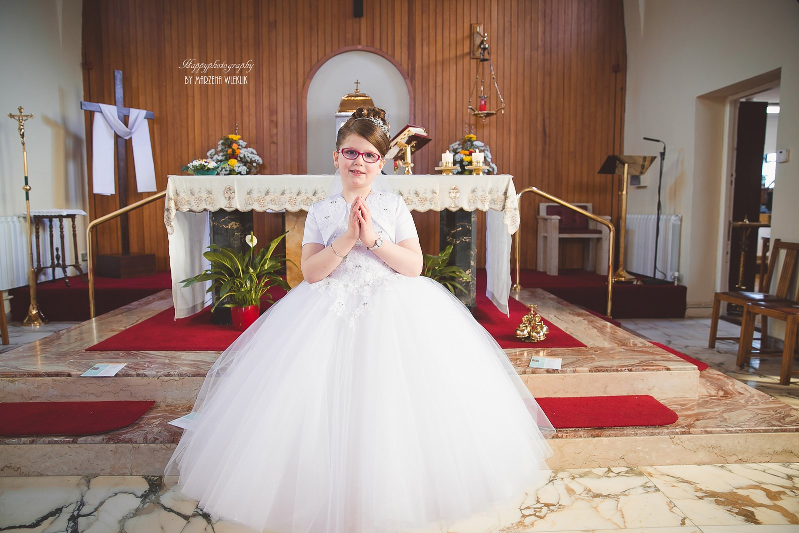 Happy Photography-First Holy Communion Lauren