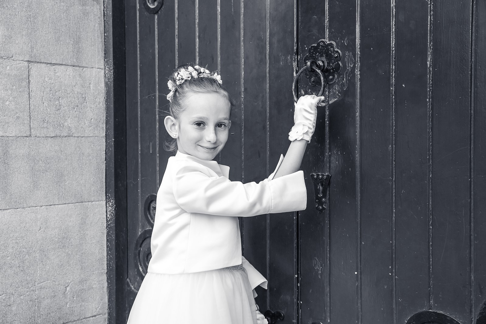 Happy Photography- First Holy Communion Zuzia
